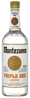 Montezuma Liqueur Triple Sec 1.00l - Case of 12
